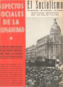 El socialismo : su aparición, su evolución, su objeto