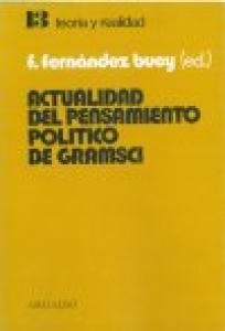 Actualidad del pensamiento político de Gramsci
