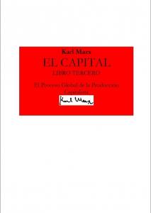 El Capital. Libro III