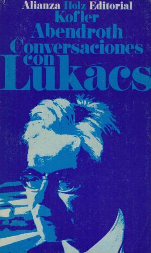 Conversaciones con Lukács