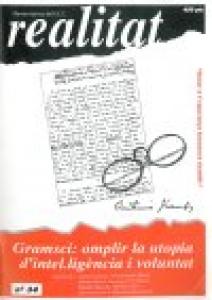 Gramsci: omplir la utopía d'intel·ligència i voluntat