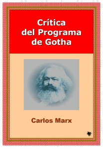Crítica del Programa de Gotha