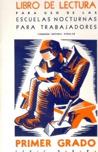 Libro de lectura para uso de las escuelas nocturnas para trabajadores