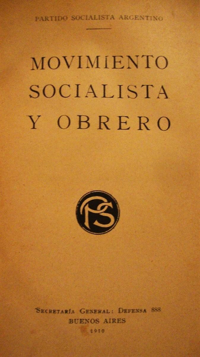 Movimiento socialista y obrero