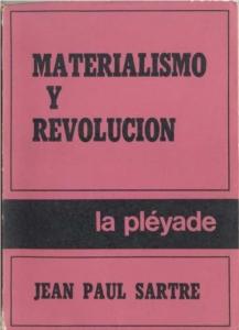 Materialismo y revolución