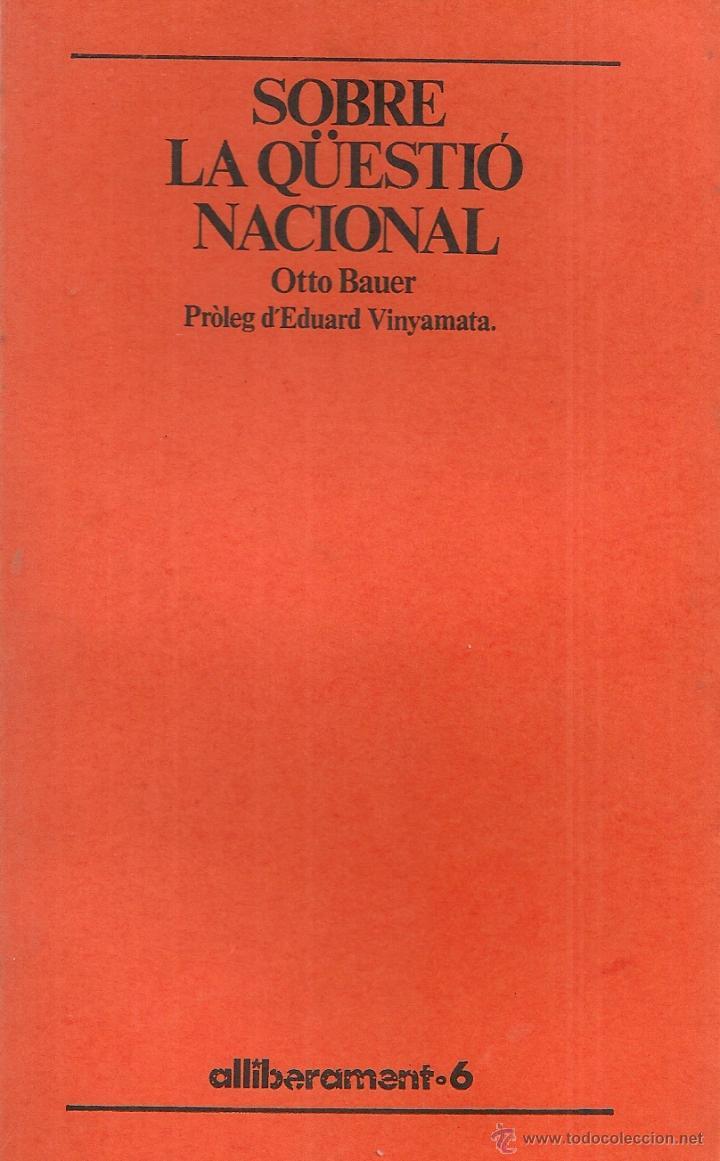 Sobre la qüestió nacional