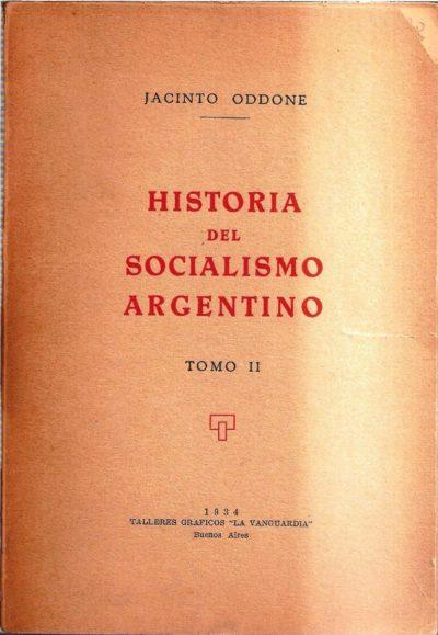 Historia del socialismo argentino