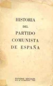 Historia del Partido Comunista de España