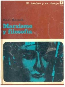 Marxismo y filosofía