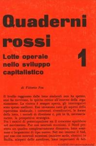 Quaderni rossi 1