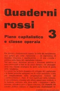 Quaderni rossi 3