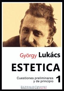 Estética. La peculiaridad de lo estético. Vol. 1